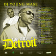 We Run Detroit - DJ Young Mase Mixtape