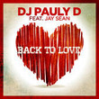 Back to Love [Single]