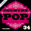 Country/Pop Essential Hits, Vol. 34