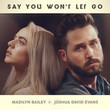 Say You Won't Let Go [Single]