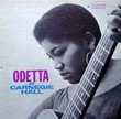 Odetta at Carnegie Hall