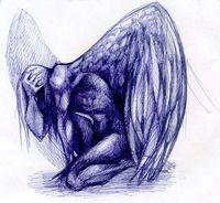 Mymy-goth-angel