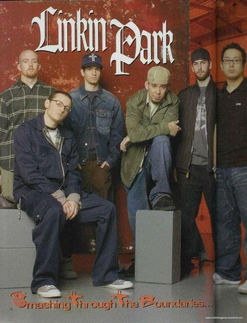 🐞 Paroles Linkin Park : paroles de chansons, traductions et