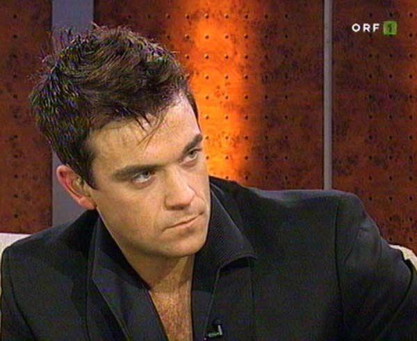 Resultado de imagem para Robbie Williams