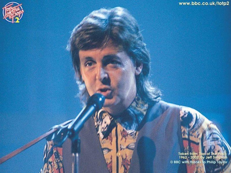 🐞 Paroles Paul McCartney : paroles de chansons, traductions