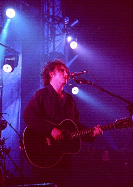 🐞 Paroles The Cure : paroles de chansons, traductions et nouvelles
