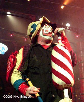 Insane clown posse - slim anus