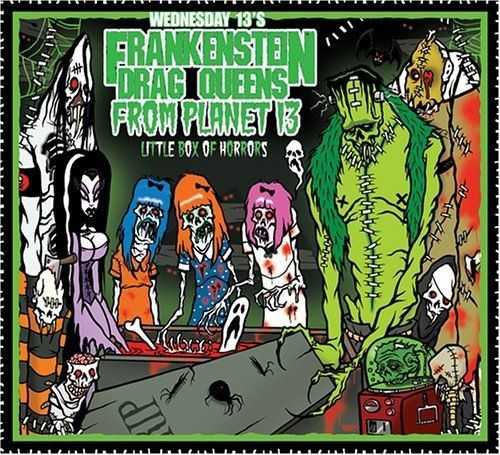 The Frankenstein Drag Queens From Planet 13