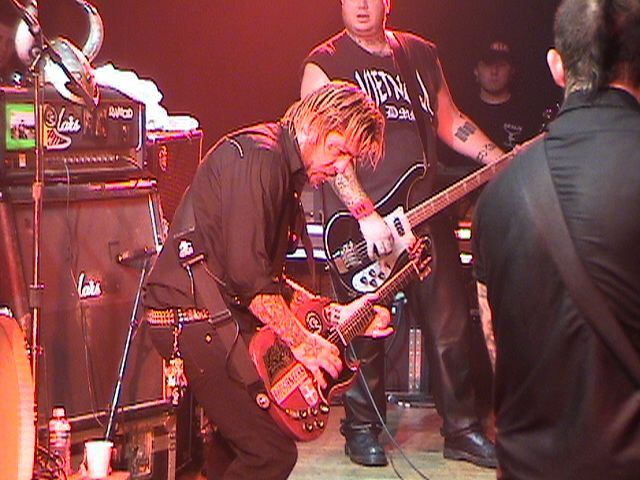 Lars Frederiksen And The Bastards