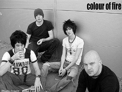 Colour Of Fire
