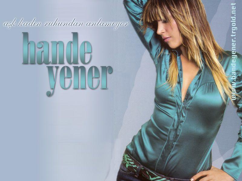 Hande Yener Biyografi-Hande Yener Kimdir?