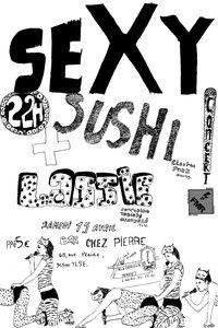 Parole De Et Alors De Sexy Sushi 108