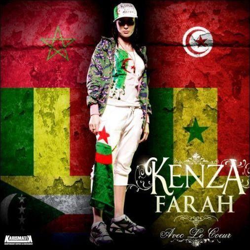 Paroles kenza farah paroles de chansons traductions et nouvelles chansons - Coup de coeur kenza farah paroles ...