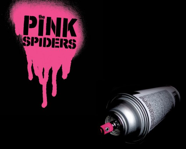 The Pink Spiders