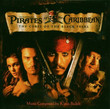 BO Pirates Des Caraïbes: La Malédiction Du Black Pearl (2003)