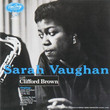 Sarah Vaughan With Clifford Brown (1955)