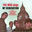 The Who Sings My Generation (1965)