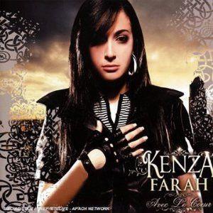 Paroles J'essaie encore, Kenza Farah (+clip)